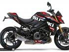 2021 Suzuki GSX-S 1000 SERT Yoshimura Limited Edition